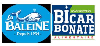 Bicarbonate de sodium alimentaire La Baleine